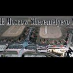 Airport Moscow Sheremetyevo UUEE von Drzewiecki Design