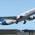 Airbus A330 von JarDesign