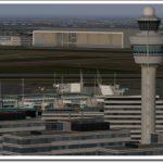 EHAM Airport Amsterdam Schiphol