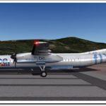 FlyJSim Dash 8 Q400