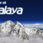 HD Mesh Scenery V3 Himalaya