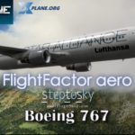 Flightfactor Boeing 767-300