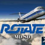 Rotate MD-80
