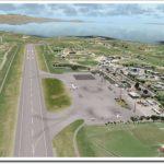 Airport LGMK Mykonos vom ICARUS Developement Team