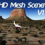 UHD Mesh Scenery V1