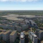 JUSTSIM – Düsseldorf Airport EDDL